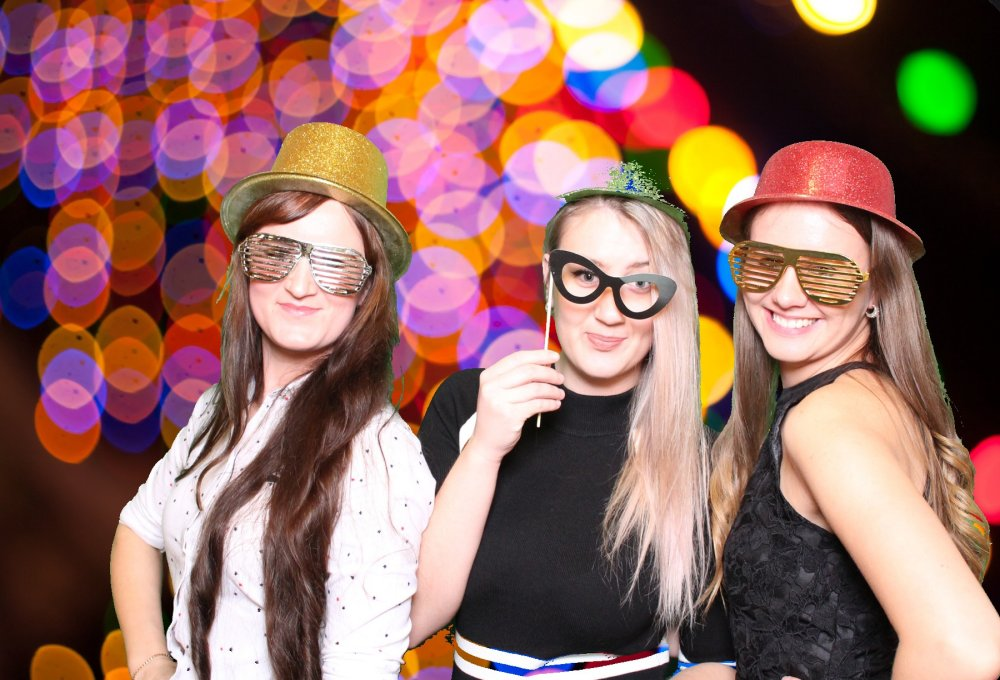 Fotobox Modern Events